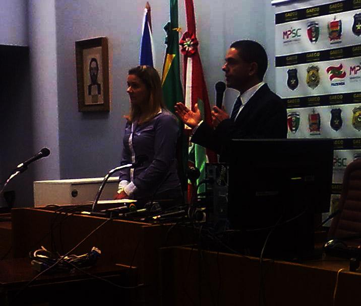O promotor, a delega e o Dr Apa